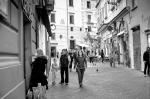 A street in Amalfi
