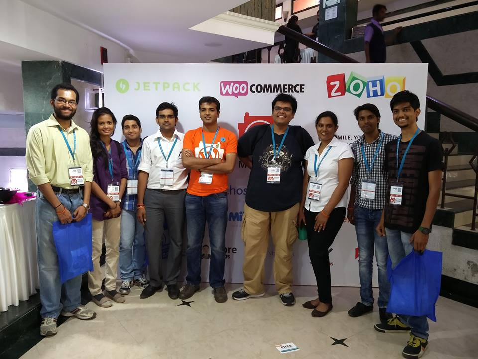 13 Llama Studio at WordCamp (photo credit: Prasad Ajinkya)