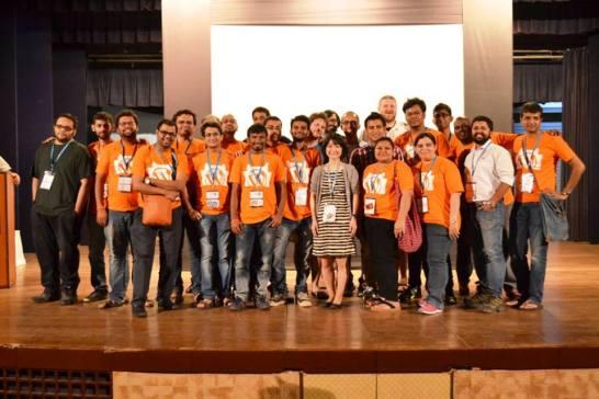 Speakers & Volunteers