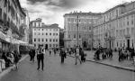 Piazza Navona, Rome (and Umberto D?)